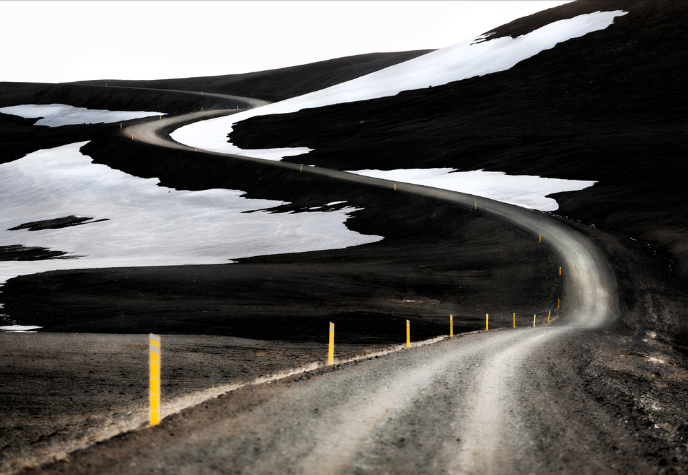 F-road in Iceland's Highlands